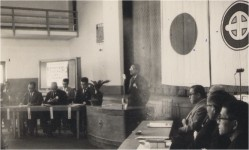 青色申告制度創設十周年記念式典